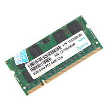 1Pc 2GB DDR2 800Mhz Laptop Memory Notebook RAM Hot sale