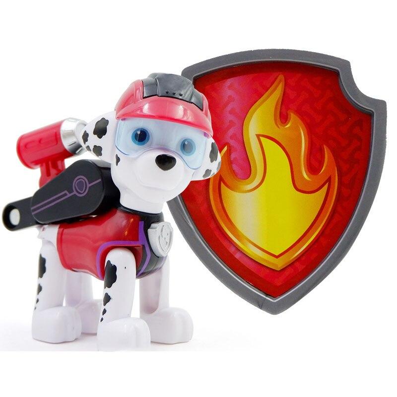 Paw Patrol, набор игрушек, собака Patrulha Canina, аниме, фигурка автомобиля, фигурки, украшения, игрушки для детей, подарки на день рождения 2D32 - Цвет: 11 no box