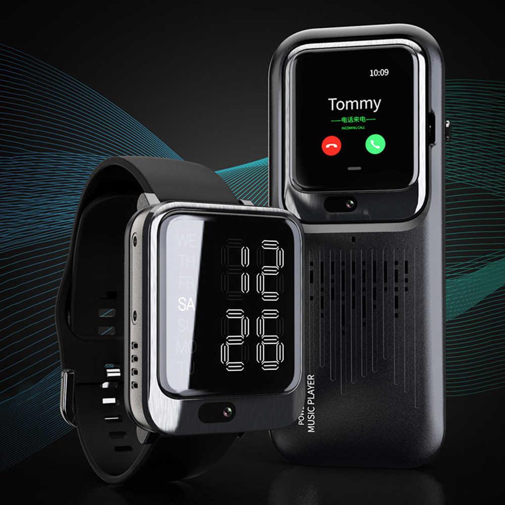 Lemfo lem11 4g relógio inteligente homem gps 3 + 32 gb chamada de vídeo com 1200mah power bank sem fio bluetooth alto-falante 2 em 1 relógio inteligente mulher