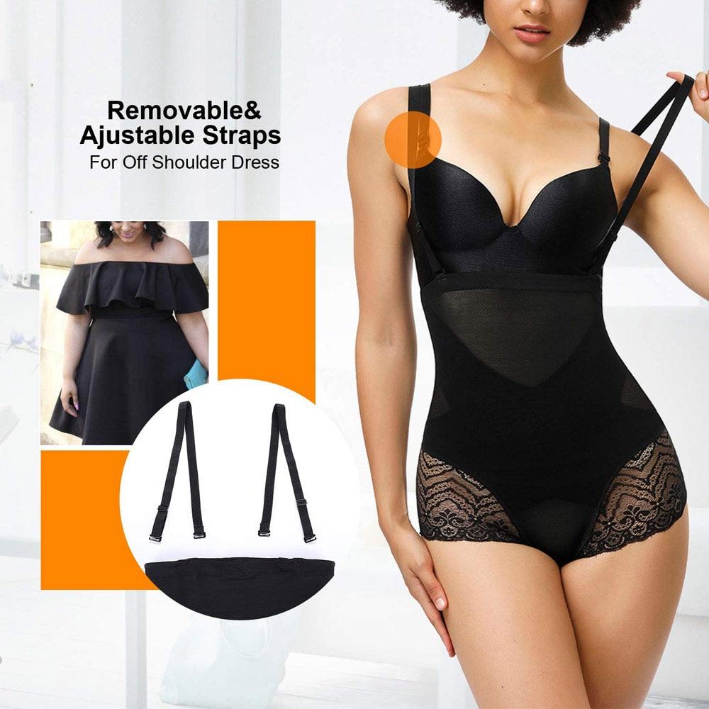 Lover Beauty Women High Waist Butt Lifter Tummy Control Panties  4