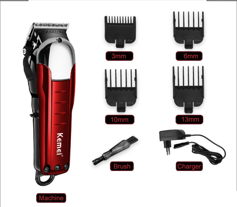 rechargeable hair trimmer professional