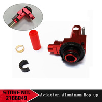 Element CNC 7075 Aviation Aluminum Hop up Chamber for M4 M16 Series AEG Airsoft Marui Dboys JG Hunting Accessories