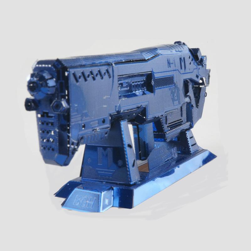 New Style StarCraft Gauss Rifle Single-piece Package Color Version of High Quality And Low Price Boy Trend Toy Model