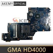 Материнская плата AKEMY H000038230 для ноутбука toshiba satellite C870 C870D HM76 GMA HD4000 DDR3