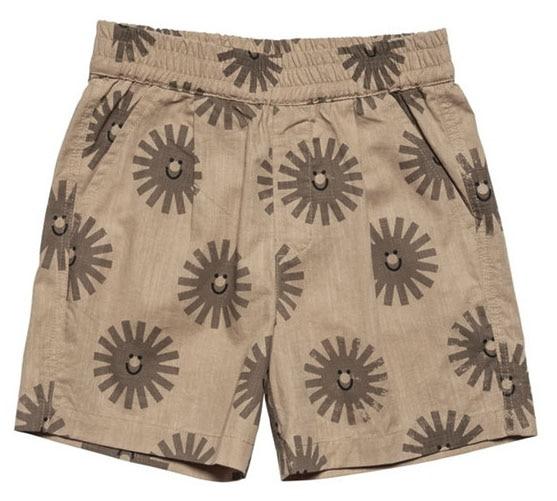 shorts meninos meninas design da marca sun