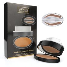 4D Eyebrow Powder Seal Waterproof Long Lasting Eyebrow Stamp