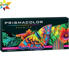 US prismacolor Preminer 24 48 72 150 soft Colored pencil,Artist Skin oil painting pencils,single yellow Series,PC995 PC917 PC942
