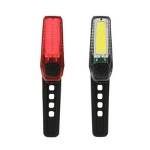 LED Cycling Bicycle Bike Taillight Safety Warning Lamp Flashing Alarm Light MTB waterproof Rear 9.4