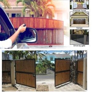 Image 3 - Paslanmaz otomatik kapısı açıcı kapıları GALO PKM 101 up to16 Feet uzunluğunda ve 650 pound çift salıncak kapısı