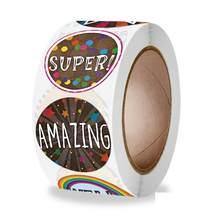 Professor recompensa motivacional adesivos para crianças 500pcs escola adesivos suprimentos para sala de aula, treinamento potty adesivos