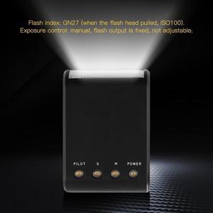 Image 5 - אוניברסלי תואם מיני LED מצלמה פלאש Speedlite חיצוני Protable פנס 8899