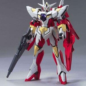 Image 2 - Anime Gaogao 13cm HG 1/144 Flügel Gundam Fenice XXXG 01WF Modell Heißer Kinder Spielzeug Action Figuras Montiert Phoenix Roboter Puzzle geschenk