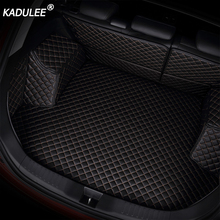 Car-Mat Car-Accessories Trunk Cargo-Liner Mazda All-Models 6-Cx-5 KADULEE for 3 6-cx-5/Cx-7/Car-styling
