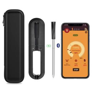 Image 1 - Meat Thermometer Wireless Digital Kitchen Food Cooking Oven Grill Smoker BBQ Accessories Bluetooth Connect Waterproof Best Gift