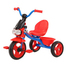 Bike Bicycle Light Kids Years Ride with Music for 3-6 Have Fun Buggy Anti-Rollover-Can