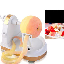 Convenient and easy to use, home daily kitchen supplies, creative fruit peeler, multi-function manual fruit peeler, new gadget