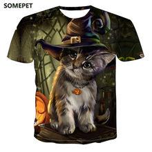 Camiseta masculina nova camiseta personalizada estampa animal camiseta masculina nove