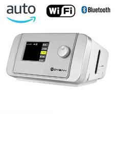 MOYEAH Auto-Cpap-Breathing-Machine Ventilator Sleep-Apnea APAP with Wifi Internet-Mask