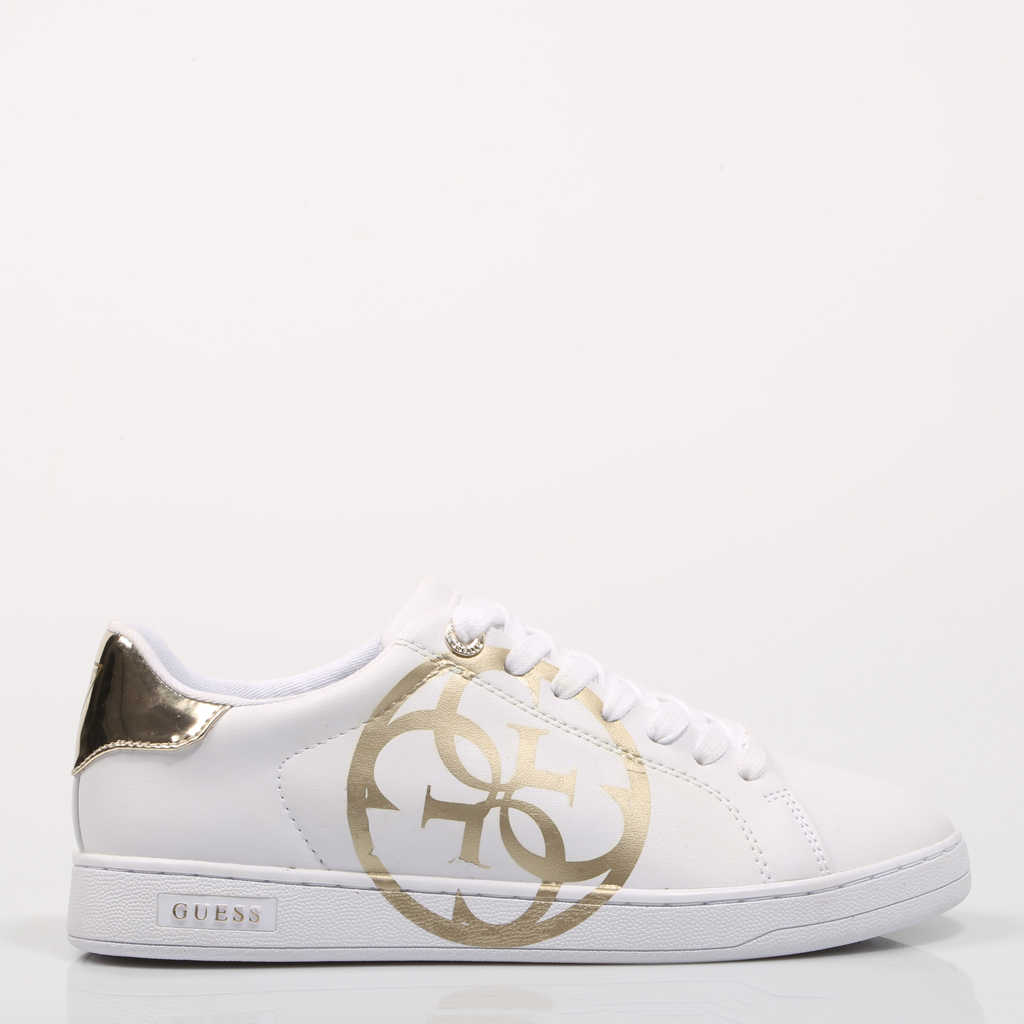 GUESS SNEAKERS CAMBRY WHITE FL7CAM