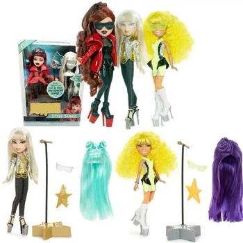 Moda figurka Bratz Bratzillaz Doll wielokrotny wybór najlepszy prezent dla dziecka tanie i dobre opinie Puppets Dziewczyny 25cm 2-4 lat 5-7 lat 8-11 lat Urządzeń peryferyjnych Zapas rzeczy Wyroby gotowe Film i telewizja Model