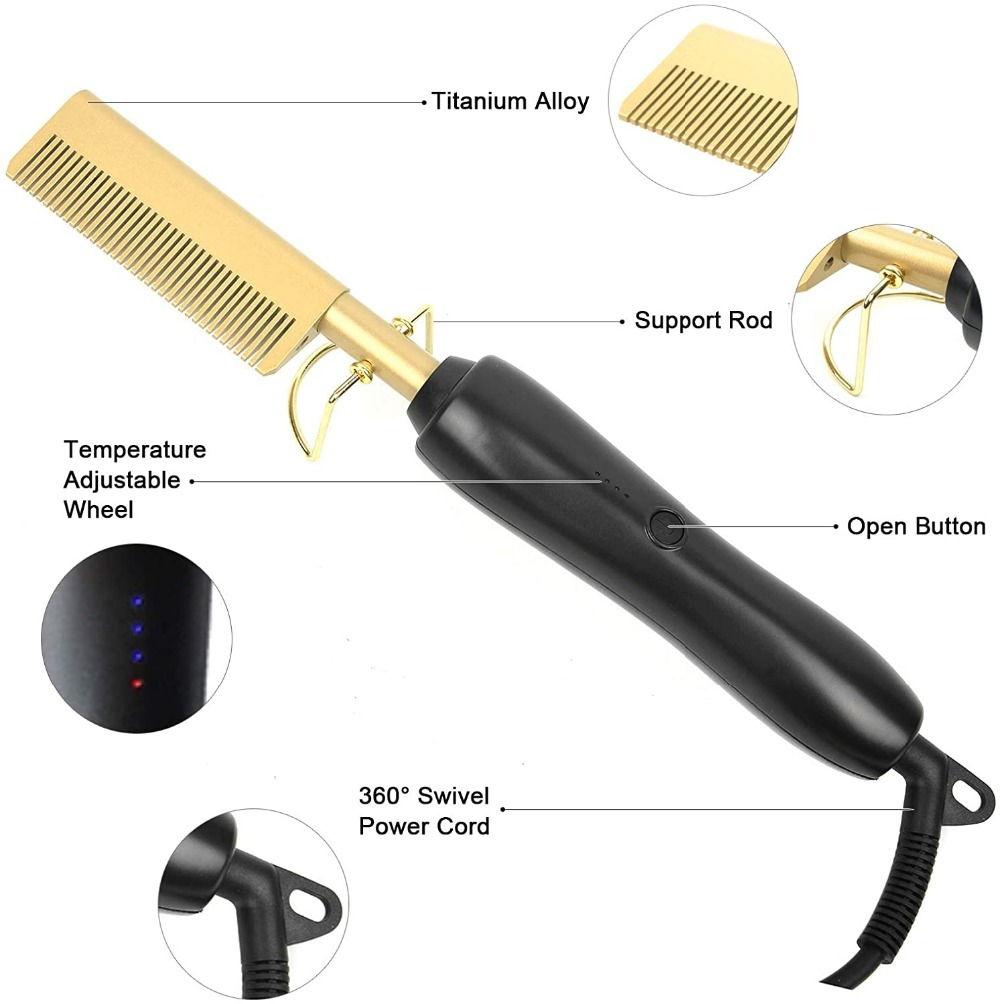 Alisador de cabelo curling ferro salão de