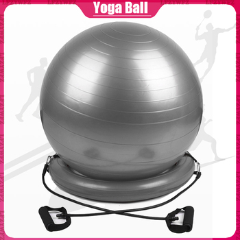 balance ball chair classic yoga ball roller chair yoga ball seat fixed office yoga fitness ball for corrective sitting posture Yoga Ball Pilates Fitness Gym Balance Exercise Ball PVC Yoga Ball Base Ring Woman's Pilates Fitness Ball Exercise Equipment