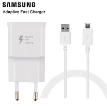 Original Wall Travel Charger USB Cable For Samsung Galaxy S6 S7 Edge A7 2016 J3110 C8 N920t S6 Edge+ G950 Note 4 N9100 SM-G9298 все цены