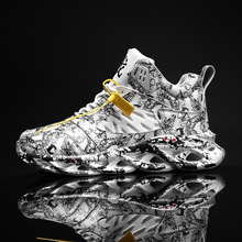 Male Vulcanized Sneakers Lightweight Men Shoes 2020 New