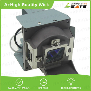 High Brightnes Projector Lamp 5J.6V05.001 UHP190W for MX520 MX703 MX520H MX303D EX622D lamp projector