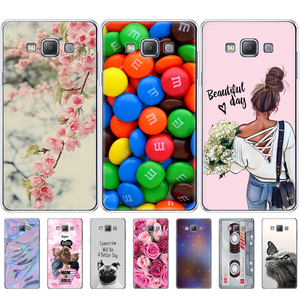 Phone Case For Samsung Galaxy A3 2015 A300 A300F Cover Case Soft TPU silicon Back Cover for Samsung A3 2015 A300 Case Covers
