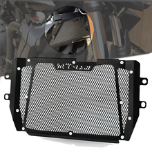 For Yamaha MT-03 MT03 MT 03 2015 2016 2017 2018 2019 20202021 Motorcycle Aluminum Radiator Grille Grill Guard Cover Protector