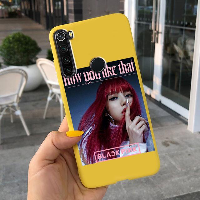 BLACKPINK XIAOMI PHONE CASE (11 VARIAN)