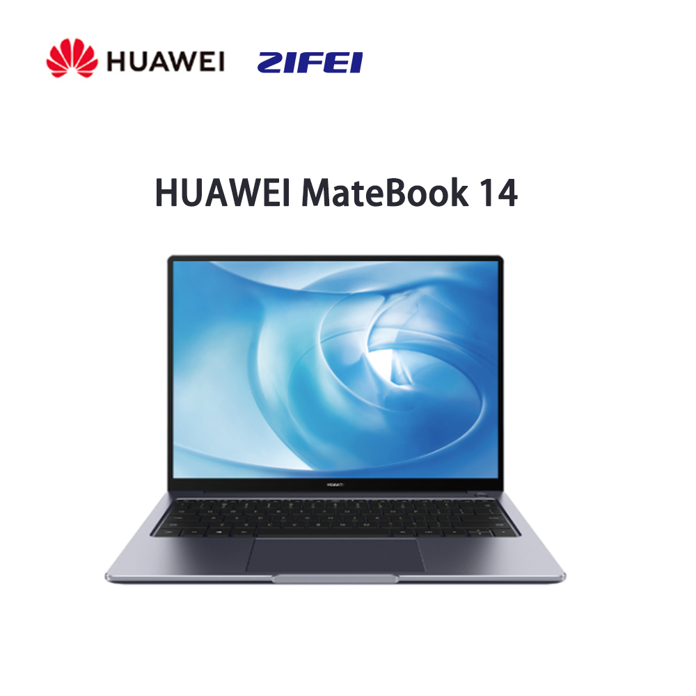 HUAWEI MateBook 14 I7-8565U 8GB Ram 512GB SSD 2K Screen NVIDIA MX250 Graphics NoteBook