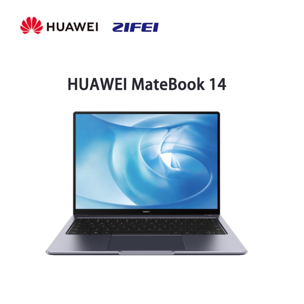 HUAWEI MateBook 14 I7-8565U 8GB Ram 512GB SSD 2K Screen NVIDIA MX250 Graphics NoteBook