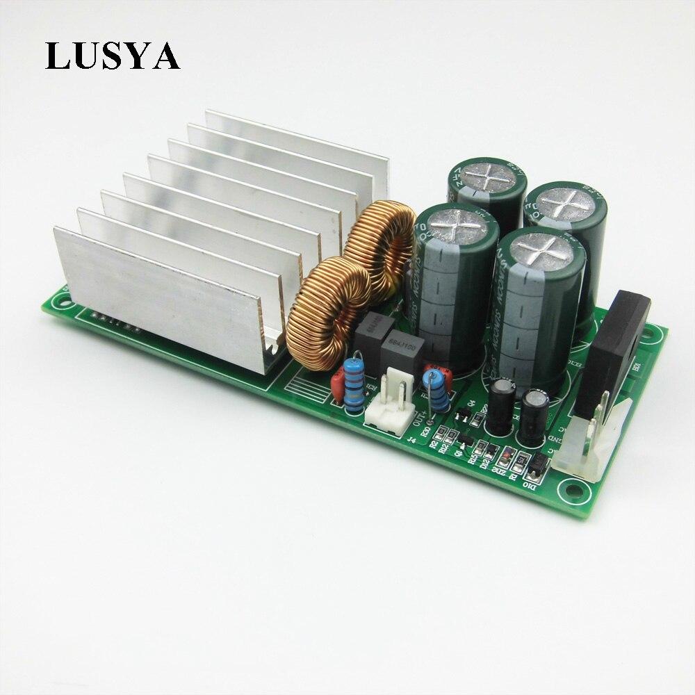 Lusya TDA8950 Digital Amplifier Board 300W Mono Channel Audio Amplifier 8 Ohm For Home Theater Amplifier T1202