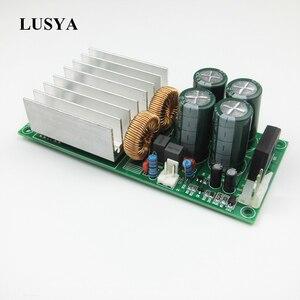 Image 1 - Lusya tda8950 placa amplificador digital 300w mono canal amplificador de áudio 8 ohm para amplificador de teatro em casa t1202