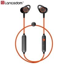 New Langsdom L80 Bluetooth Wireless Earphones 3 EQ Sound Modes IPX6 Waterproof Sport Headphone fone de ouvido bluetooth