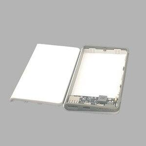Image 4 - QC3.0 전원 은행 케이스 1usb pd 18w 배터리 빠른 충전기 상자 쉘 DIY 빠른 충전 휴대용 배터리 상자