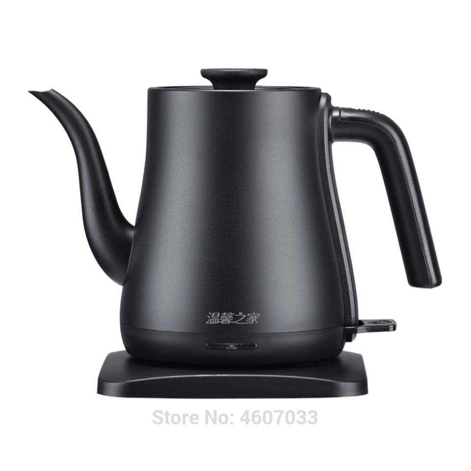 Stainless Steel Electric Kettle 1500W Household Kitchen Quick Heating Electric Boiling Teapot