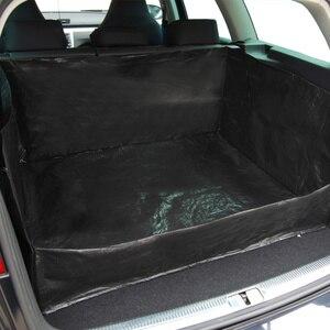 Image 2 - AUTOYOUTH estera de maletero de coche de lona de PE, forro impermeable, manta de protección de coche para una mayor limpieza en su coche