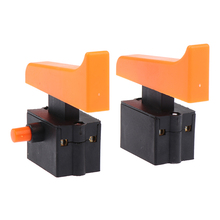 10A 250V Power Tool Replacement Cutting Machine 355 Trigger Switch No Lock/lock