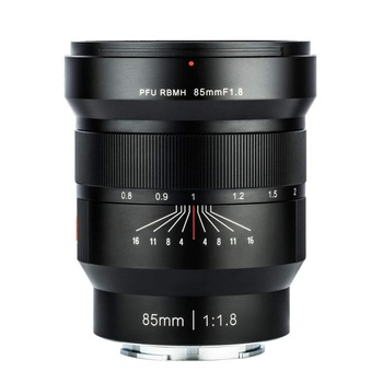 For VILTROX 85mm F / 1.8 Full-Frame Manual Fixed Focus Fixed Lens For Sony NEX And A9 Camera A7M3 A7R For Fujifilm FX-mount