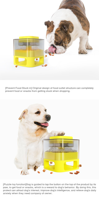 Interactive Pets Training Feeder For Puppies 4
