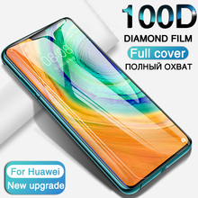 Tam kapak temperli cam için Huawei Mate 20 10 Lite 30 Pro ekran koruyucu için Huawei Mate 9 Lite 8 koruyucu cam filmi