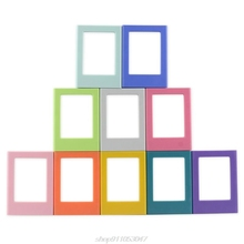 Magnet-Picture-Frame Photos Mini for Holding 3inch Fridge Refrigerator DIY Colorful N23
