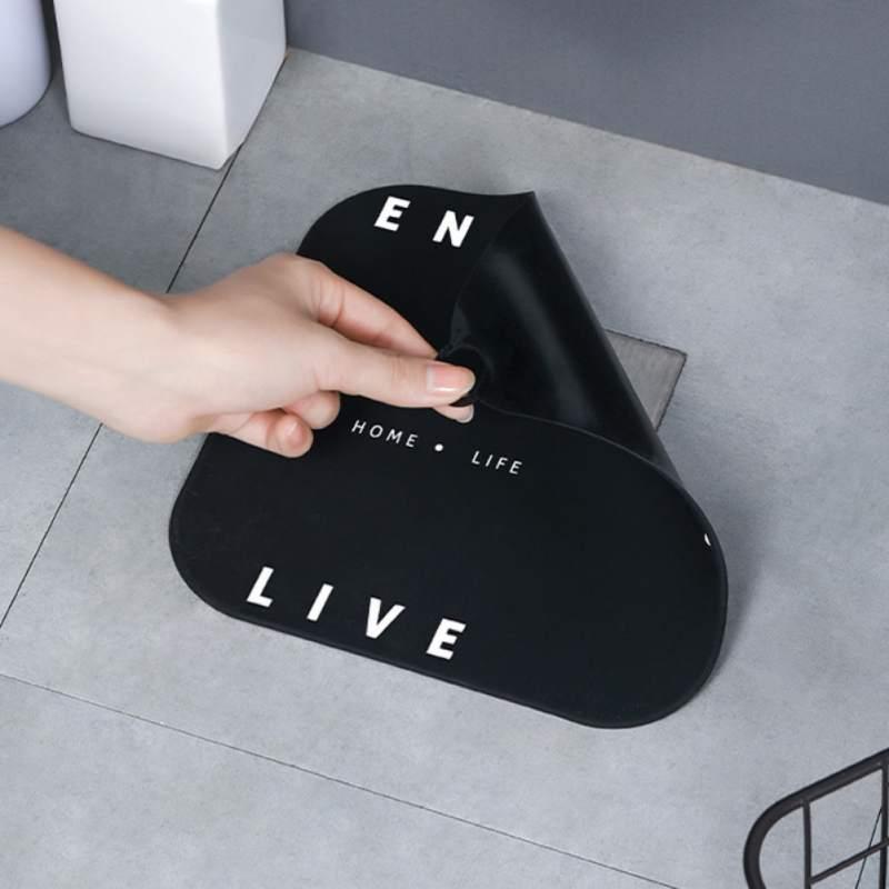 Silicone Floor Drain Deodorant Pad Toilet Floor Drain Pad Bathroom Anti Odor Sewer Deodorant Floor Drain Cover Water Stoppe