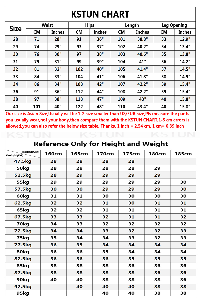 KSTUN Ripped Jeans for Men Straight Fit Street wear Hip hop Pants Men's Biker Jeans Washed Distressed Trousers 10