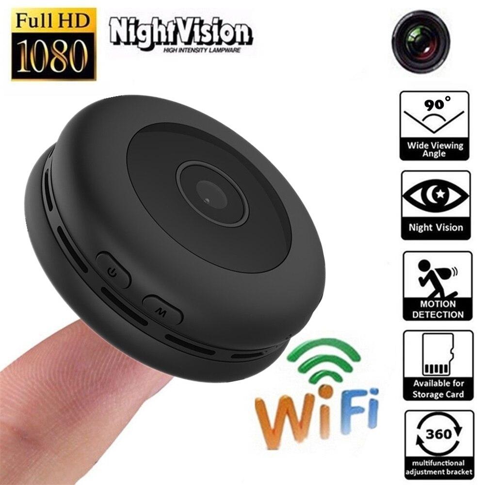 HD мини камера 1080P DIY Портативный DV/WiFi IP Беспроводная микро веб камера видеокамера регистратор Поддержка удаленного просмотра Скрытая TF карт