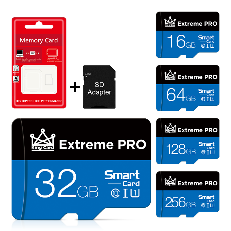 8GB 16GB 32GB Micro sd Card 64GB Class10 Memory card mini TF/SD Card 128GB tarjeta micro sd 64gb for mobile phone GPS ipad