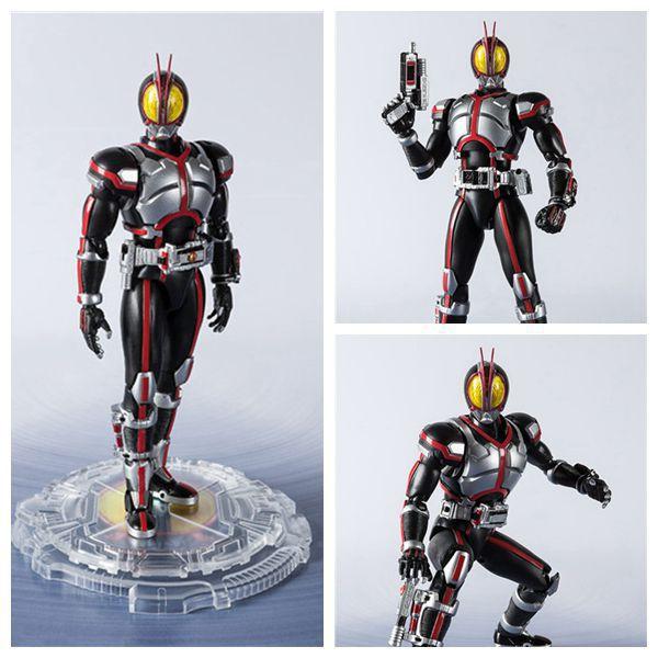 SHF маскарадный гонщик Faiz 20 Kamen Rider Kicks Ver. BJD Фигурка Модели Игрушек